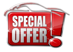 auto repair albuquerque special offers logo and link