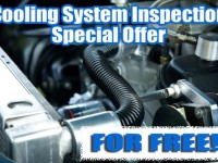 free car cooling system inspection picture