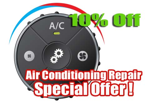 A/C Repair Special Offer