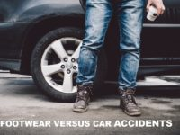 safe footwear for driving picture